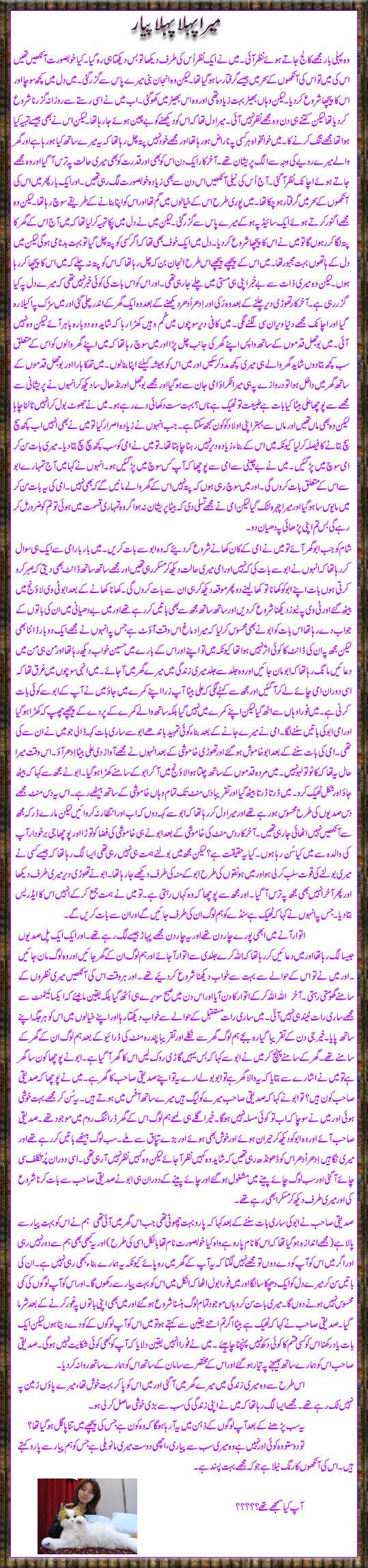 Read Free Urdu Stories Online